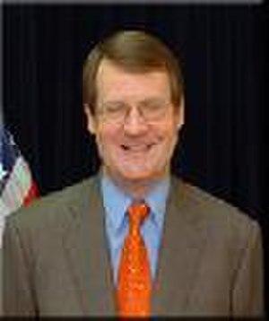 United States Ambassador to Mongolia - Image: Mark C. Minton