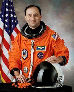 Mark L. Polansky American astronaut, pilot