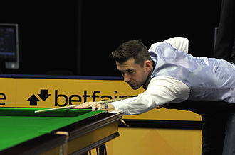 Selby at the 2013 German Masters Mark Selby at Snooker German Masters (DerHexer) 2013-01-30 16.jpg