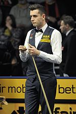 Mark Selby at Snooker German Masters (DerHexer) 2013-01-31 03.jpg