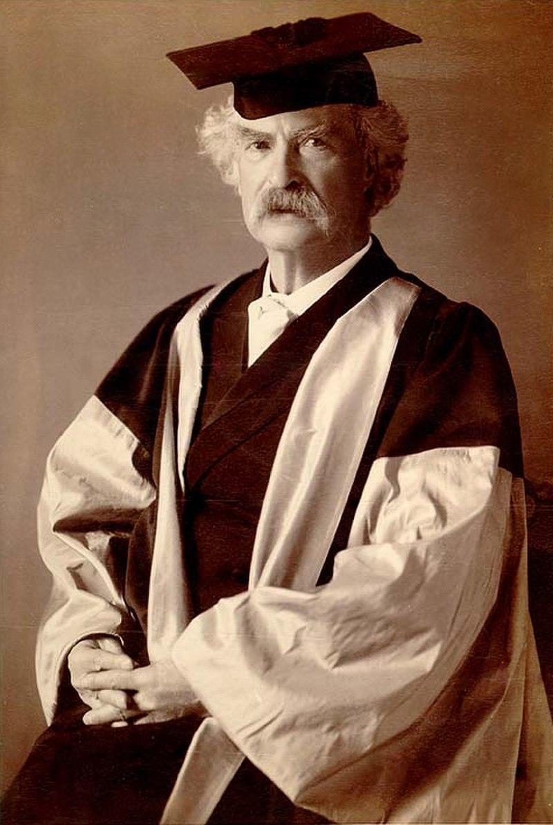 マーク・トウェイン(Mark Twain)Wikipediaより