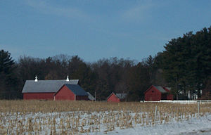 Marquette County, Wisconsin - Farming in rural Marquette County