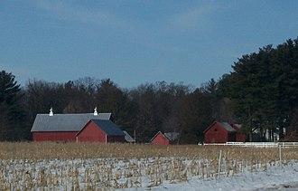 Marquette County, Wisconsin - Farming in rural Marquette County