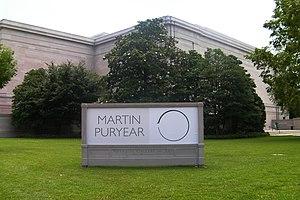 Martin Puryear - Exhibition in Washington, D.C. in 2008