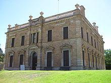 Martindale Hall In Mintaro (South Australia) Diente Als Appleyard Hall