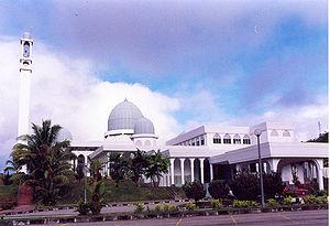 Kelantan - Tengku Muhammad Faiz Petra Mosque.