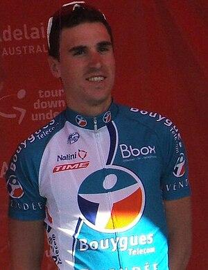 Matthieu Sprick - Sprick at the 2009 Tour Down Under.
