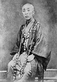 Matsuura Takeshirō Japanese explorer, cartographer, writer, painter, priest and antiquarian