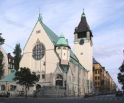 Sankt Matteus i juni 2003