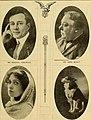 Maurice Costello & John Bunny & Florence Turner & Jean (dog) c. 1912.jpg