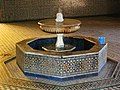 Mausoleum of Moulay Ismail fountain.jpg