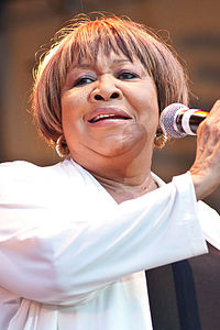 Mavis Staples beim Chicago Blues Fest (2012)