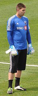 Maxime Crépeau Canadian association football player