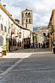 Medieval street in Pedraza 03.jpg
