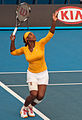 Melbourne Australian Open 2010 Serena Serve.jpg