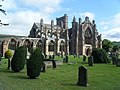 Melrose Abbey - geograph.org.uk - 1451837.jpg