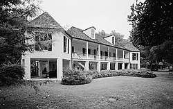 Melrose Plantation, Big House, State Highway 119, Melrose (Natchitoches Parish, Louisiana).jpg