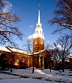Memorial Church, Harvard Campus, Cambridge, Massachusetts.jpg