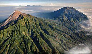 Volcanology of Java