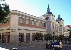 Mercado de San Fernando, Madrid (1941-1945)