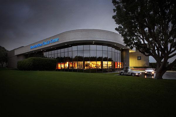 Mercedes Benz Classic Center