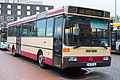 Mercedes-Benz O-407 country bus door side ZOB Hannover Germany 02.jpg