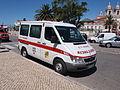 Mercedes ambulance, BV Nazaré, 1009 ABTD 02.JPG