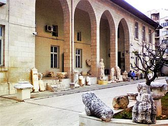 Mersin Museum - Image: Mersin museum