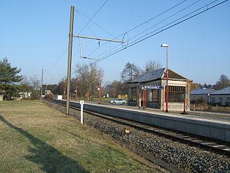 Messancy - Image: Messancy station