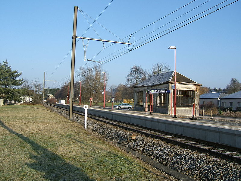 Messancy station