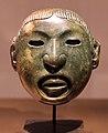 Messico, aztechi, maschera di xipe tòtec, periodo postclassico recente, 1400-1510 ca..JPG