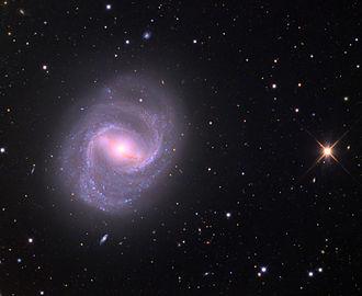 Messier 91 - Messier 91 (M91)