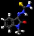Methisazone-3D-balls.png
