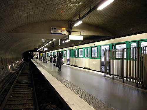 Thumbnail from Porte Dauphine