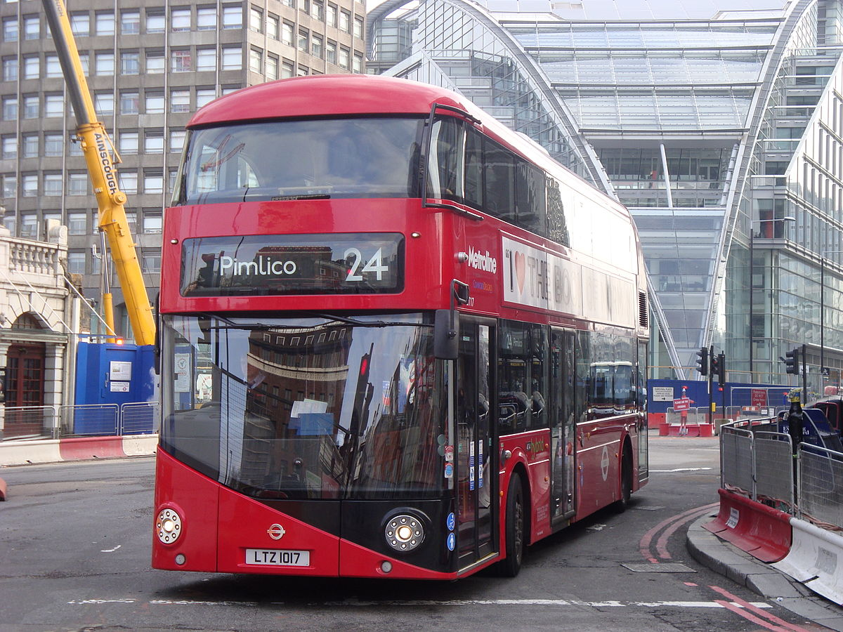 london buses route 24 wikipedia. Black Bedroom Furniture Sets. Home Design Ideas