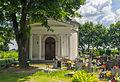 Miłoszyce Cmentarz 1830r - Kaplica w formie Panteonu 3.jpg