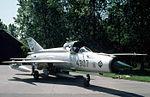 MiG-21MF Czech AF (16882473873).jpg