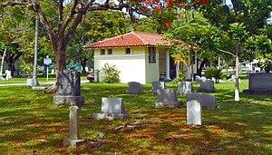 Miami City Cemetery - Image: Miami City Cemetery (10)