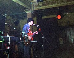 Mic Christopher live at Whelans in 2001.jpg