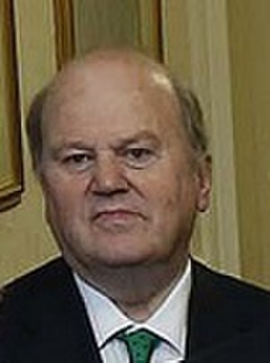 Irish general election, 2002 - Image: Michael Noonan
