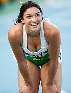 Michelle Jenneke Australian athlete and model