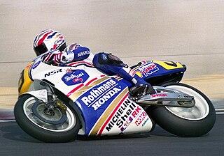 Mick Doohan Australian motorcycle racer