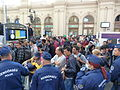 Migrants at Eastern Railway Station - Keleti, 2015.09.04 (6).JPG