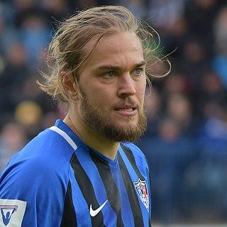 Mika Ojala Finnish footballer