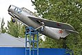 Mikoyan-Gurevich MiG-15UTI '02 blue' (23687834218).jpg