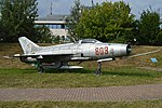 Mikoyan-Gurevich MiG-21F-13 '809' (18768102364).jpg