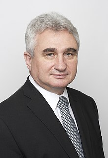 Milan Štěch Czech politician