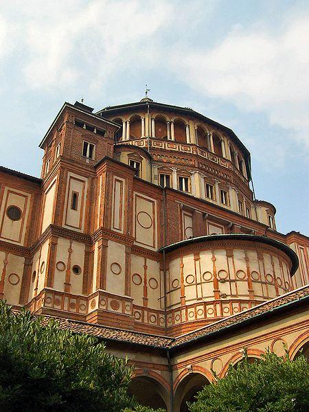 Santa Maria delle Grazie a Milano