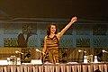 Milla Jovivick at San Diego Comic-Con 2010 (4855378738).jpg