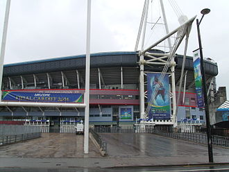 2014 Heineken Cup Final - The Millennium Stadium on the 2014 finals weekend